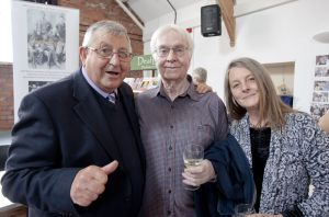 Martins Book launch May 2011 - The Vanishing Missioner